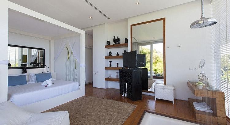 Klimatyzacja Luxurious Villa Belle in Koh Samui