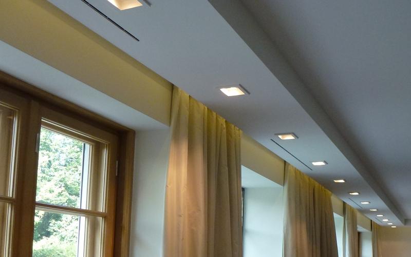 Klimatyzacja niewidoczna kanałowa w mieszkaniu