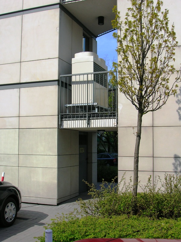 Klimatyzacja VRF Fujitsu do biura