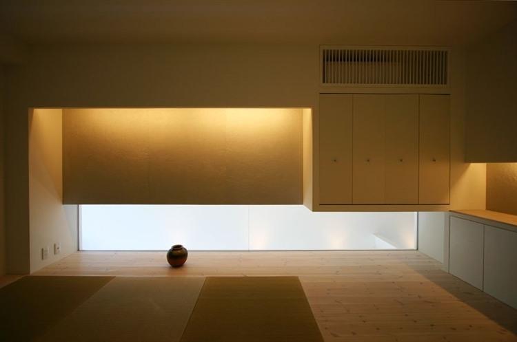 Klimatyzacja w mieszkaniu Sharp House by Esprex
