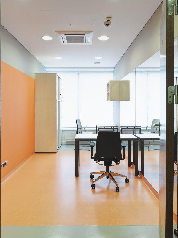 Montaż klimatyzacji w biurze w Warszawie